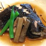 """こばやし - 本日の煮魚 """" マコガレイ """""""