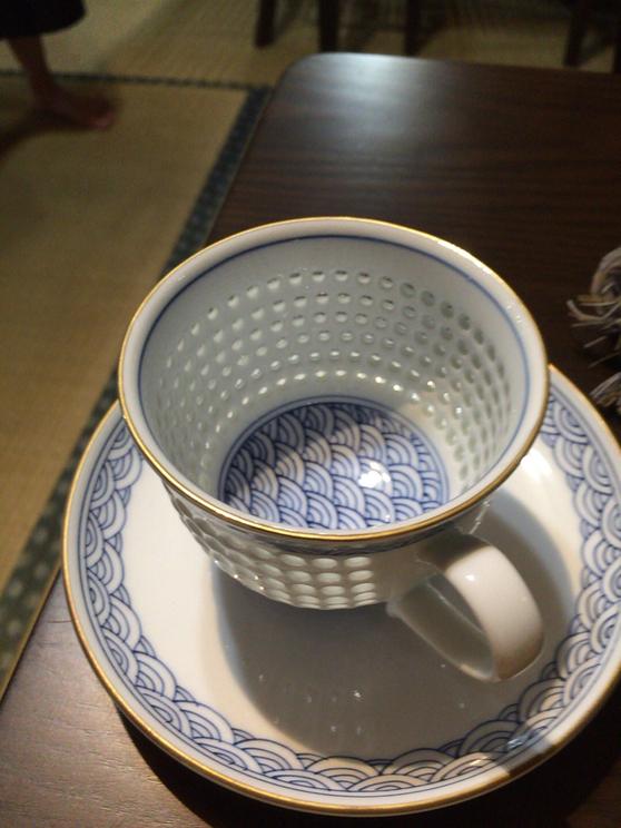カフェ豆茶牛