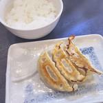 55340364 - 餃子ライスセット