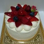 パティスリー・ギオン・タマウサギ - オーダーメイドのケーキ
