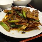 リトル成都 - リアル回鍋肉