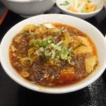 55340975 - ミニ麻婆豆腐