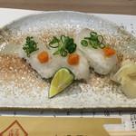 55342509 - [2015年11月]ふぐ寿司