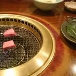 炭火焼肉 白山 -