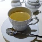 Ristorante incantina - コーヒー