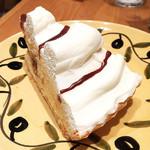 ア・ラ・カンパーニュ - バナナを使ったケーキ (・∀・)