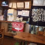 上田そば店 -