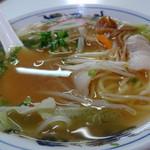 だるまや食堂 - 料理写真:中華そば 500円