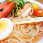 五穀亭 - 麺