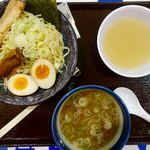 55350204 - 石神式塩つけ麺 870円