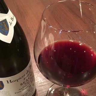 約200種類のワイン
