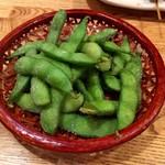やきとり屋 - 枝豆