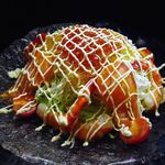 みなと寿司 - 海鮮サラダ