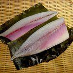 みなと寿司 - 自慢の〆サバ刺身