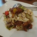 中国料理 香楽 - 回鍋肉 700円