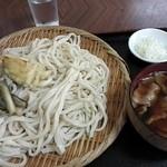手打うどん 小島屋 - 肉汁うどん特特¥1,150