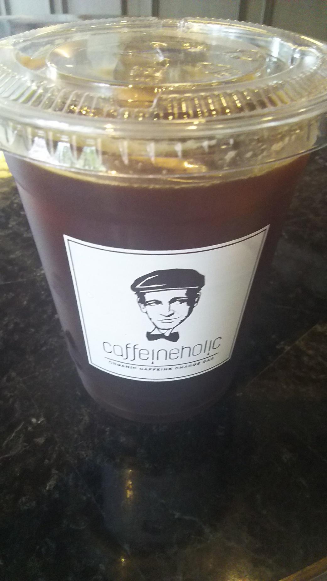 caffeineholic