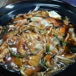 福禄寿 - 料理写真:冷しスタミナラーメン豚