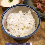 shodaigyuutanakabee - 麦飯