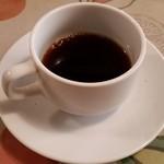 サイゴン・レストラン - セルフコーヒー