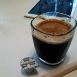 ネスカフェ - ブレンドコーヒー HOT [\350]