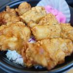 村の弁当 - 料理写真:ザンギ弁当