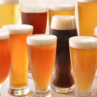 沖縄クラフトビール10タップ