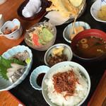 海老の宮川 - 料理写真:宮川定食