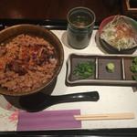 55364011 - 鶏まぶし飯  ¥1,080-