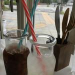 55367503 - アイスコーヒー&自家製レモネード