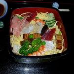 いさみ寿司 - 京風ちらし