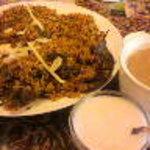 RADIKA - マトンビリヤニ(ライタ、スープ、サラダ、ドリンク付き)