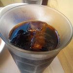 SOUP&DELI 80*80 hachimaru-hachimaru - ドリンクはアイスコーヒー