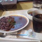 SOUP&DELI 80*80 hachimaru-hachimaru - カレーのドリンク付きセット 750円