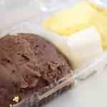 甘味喫茶 岡西 - 料理写真:おはぎ あんこ