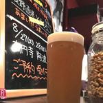 ビア エンジン - 箕面ビール ヴァイツェン 2016.8