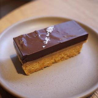 ダンデライオン・チョコレート ファクトリー&カフェ蔵前 - 料理写真:ドゥセ・デ・レチェ・バー