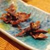 赤鬼 - 料理写真:ホタルイカの一夜干し