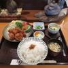 にし家 - 料理写真:チキン唐揚げ定食
