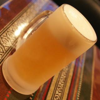 サバイタイタイ - 仲見世ハシゴしナイト(1品と1杯で750円相当)の『生ビール』2016年8月