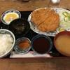 弁慶 - 料理写真:大チキンカツ定食