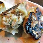 ら麺のりダー - 餃子(2016年8月)