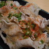 国産豚しゃぶしゃぶの温野菜サラダ
