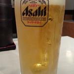 醤道 - 生ビール通常500円のところ平日限定290円!