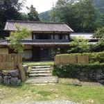 55376500 - [2015年6月]築300年以上の古民家です。