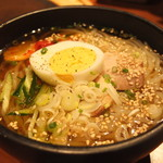焼肉 本家 Ponga - 締めは冷麺