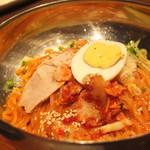 焼肉 本家 Ponga - ビビン冷麺