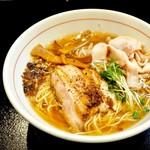 麺屋 義 - '16.08 特製 義らーめん醤油