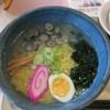 道の駅十三湖高原・トーサムグリーンパーク - 料理写真:しじみラーメン 842円