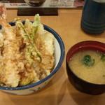 天丼てんや - 天丼(500円)